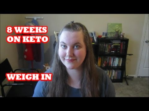 Results: 8 Weeks on Keto | Weigh In 8 | Emily on Keto