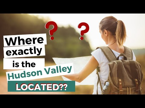 Do YOU KNOW where the Hudson Valley New York is located?