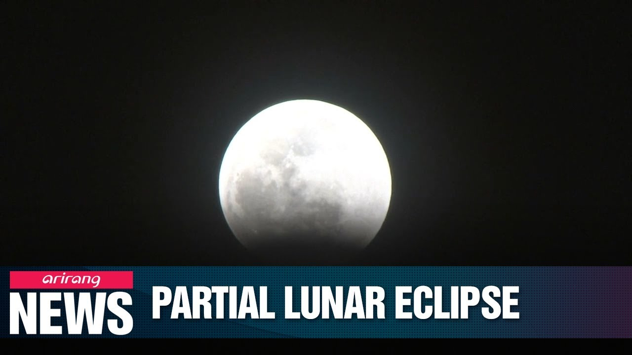 Partial lunar eclipse will be visible on 50th anniversary of Apollo 11 launch