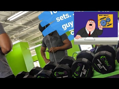 71 Annoying Gym Pet Peeves