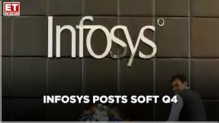 Infosys posts soft Q4; FY22 guidance positive and announces buyback at Rs 1750/sh at premium