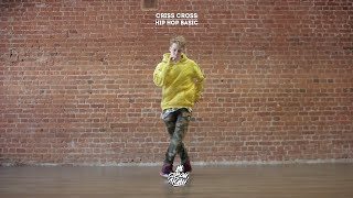 """36. Criss cross (hip-hop basic)   Видео уроки хип хоп от """"Своих Людей"""""""
