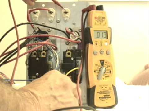 hqdefault hvac electric heat strips youtube Basic Furnace Wiring Diagram at gsmx.co