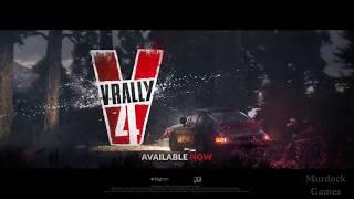 V-RALLY 4 - TRAILER DE LANÇAMENTO (PS4)