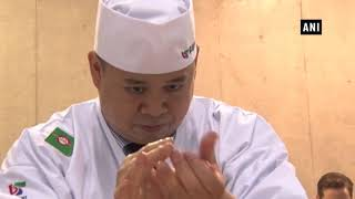 Malaysian chef wins World No.1 Sushi chef title
