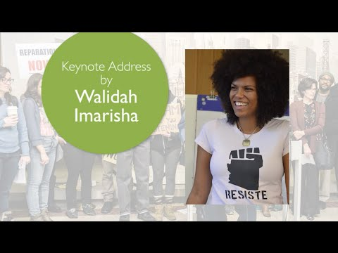 In/Out 2015 // Walidah Imarisha // Keynote // Moore Graduate Studies