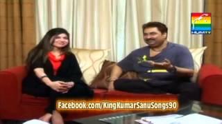 Kumar Sanu & Alka Yaganik - Singing Mera Dil Bhi Kitna Pagal Hai ((Hum TV Pakistan))