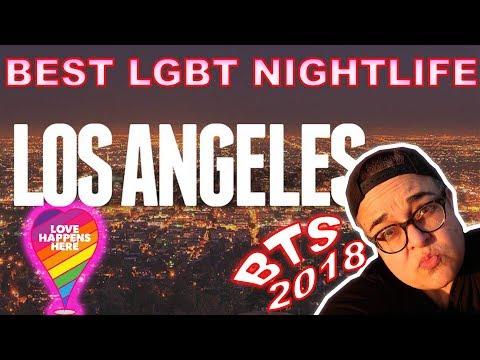 BEST LGBT NIGHTLIFE IN [GAY BAR] Los Angeles (OFFICIAL VIDEO)  2018