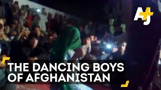 Afghanistan's 'Dancing Boys' Have Been Forced Into A Life Of Abuse