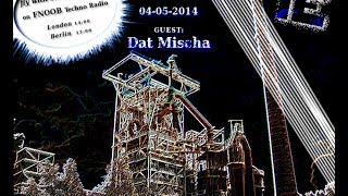 Fly with Bossa airwings 043 on Fnoob Techno Radio - 04-05-2014 - Guest: Dat Mischa