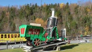 Mount Washington Cog Railway , White Mountains, NH