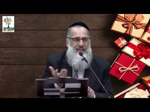 הרב רוסתמי : מתנה לעם ישראל , מרכז רוחני פסגות - שידור חי HD