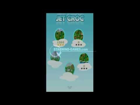 Jet Croc mobile game