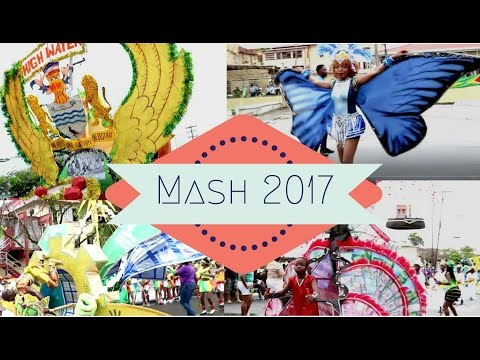 Mashramani In Guyana 2017 - RELIVE The EXCITEMENT
