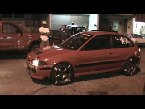AWD antilag launch 5500 rpm @ 18psi boost