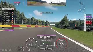 Gran Turismo Sport - Super GT at Spa