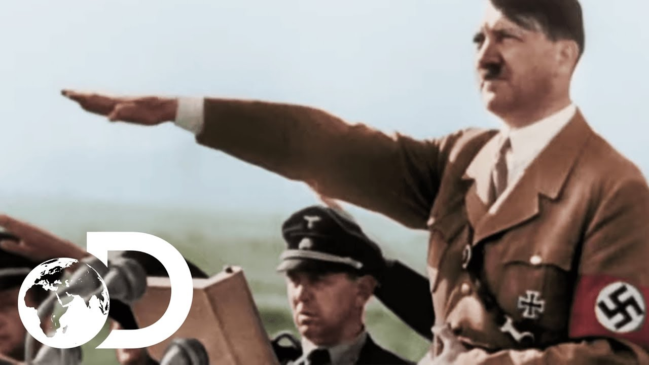 Adolf Hitler in Colour 2005 by David Batty - Full Documentary