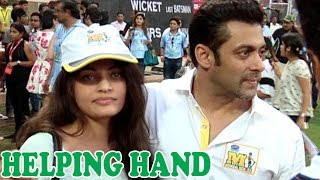 Salman Khan Helps Sneha Ullal's Mom During Her Battle With Cancer | Bollywood News