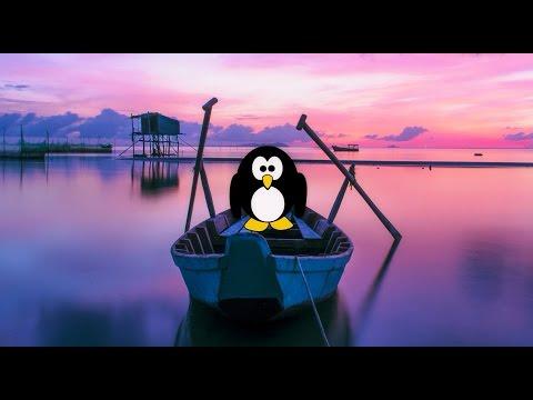 Lustige Guten Morgen Grüße mit dem kleinen Pinguin