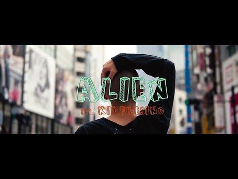 SPARTA - ALIEN Ft KID FRESINO [Official Music Video]