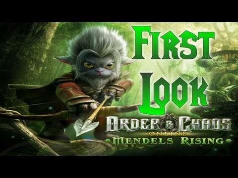 Order & Chaos Online - Mendels Rising: First Look
