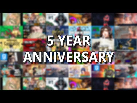 5-year-anniversary-compilation-video