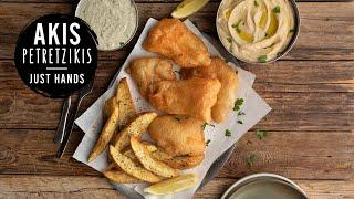 Speedy Fish & Chips | Akis Kitchen
