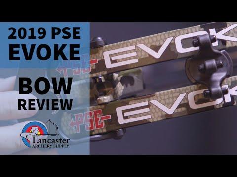 2019 PSE Evoke bow review