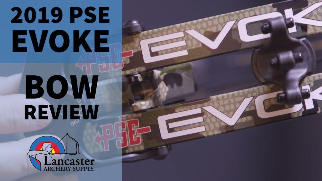 2019 PSE Evoke Bow Review | LancasterArchery com