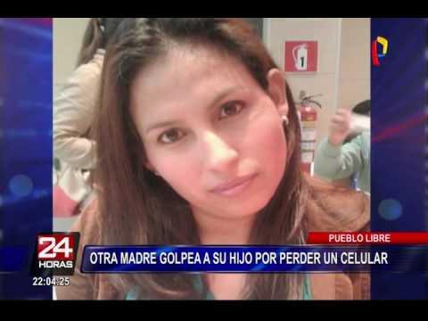 Pueblo Libre: madre golpea a su hijo de 3 años por perder un celular