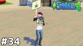 デモ参加者1名、聴衆0名【The Sims4実況】#34