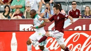 HIGHLIGHTS: Colorado Rapids vs Portland Timbers