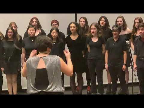Friends Seminary Choir - 11/2019