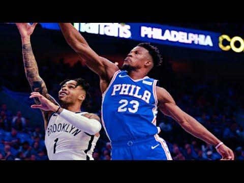 full-nba-game-1-playoffs-highlights-philadelphia-76ers-vs-brooklyn-nets- -4/13/2019