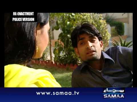 Khoji March 23, 2012 SAMAA TV 3/4