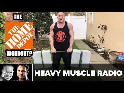 MOST EXTREME HOME WORKOUTS! HMR (4/6/20)