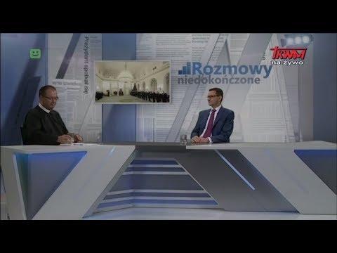 Mateusz Morawiecki piątkowym gościem TV Trwam w Rozmowach niedokończonych