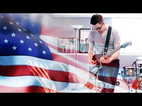 """""""The West Wing"""" Theme Song Remix on Guitar 