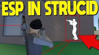 I USED ESP Hacks In Strucid...*I WON* (Roblox Fortnite)