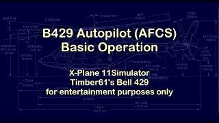 B429 AFCS (Autopilot) Basics thumbnail