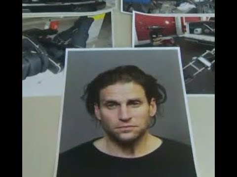Vocalist for American Head Charge arrested after caught with stolen goods ..