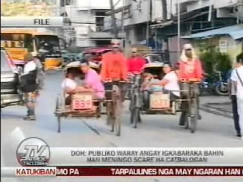 TV Patrol Tacloban - January 14, 2015