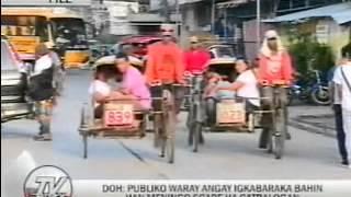 TV Patrol Tacloban - January 14, 2015