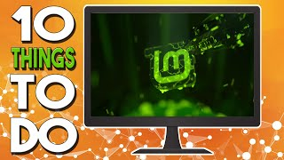 Linux Mint Post Install - 10 First Things To Do After Installing Linux Mint 19.2 Cinnamon Tina