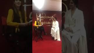 Deepika Padukone's Interview - Madame Tussauds