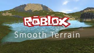 Roblox Smooth Terrain
