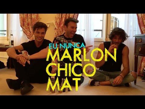 Eu nunca com Marlon Teixeira, Chico Lachowski e Mat | #HotelMazzafera