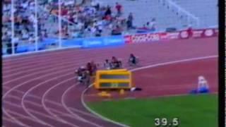 1992 Paralympics 800m Wheelchair Final