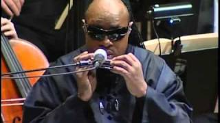 "Stevie Wonder Performs ""Sketches of a Life"""
