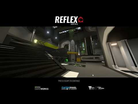 Someone asked me about difference between CPMA and Reflex Arena